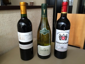 4月のワイン
