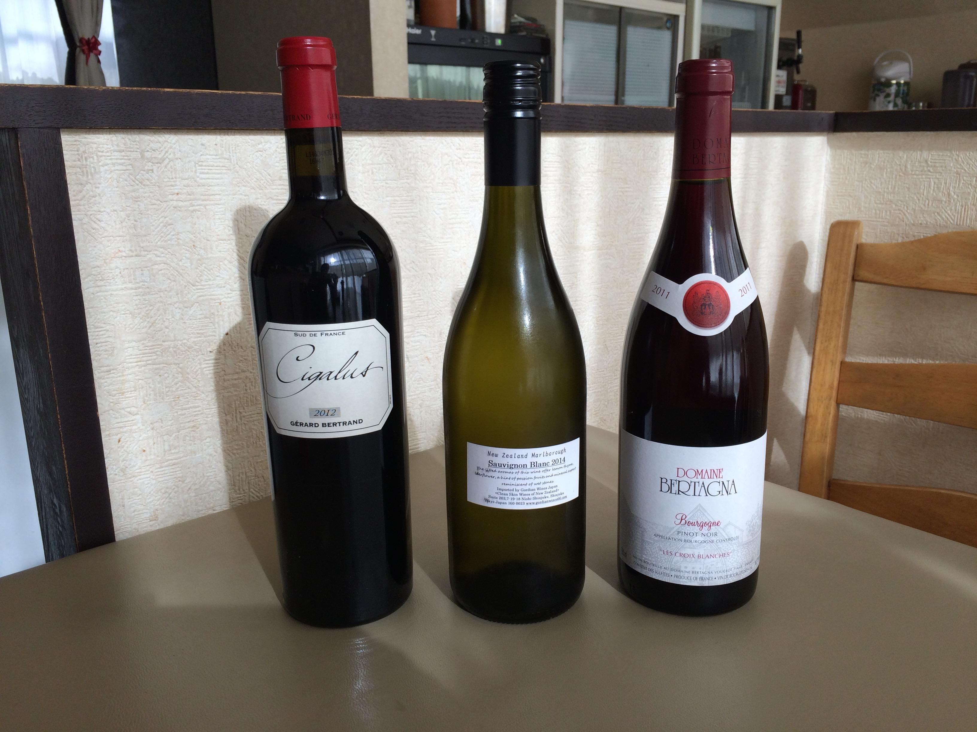 6月のワイン