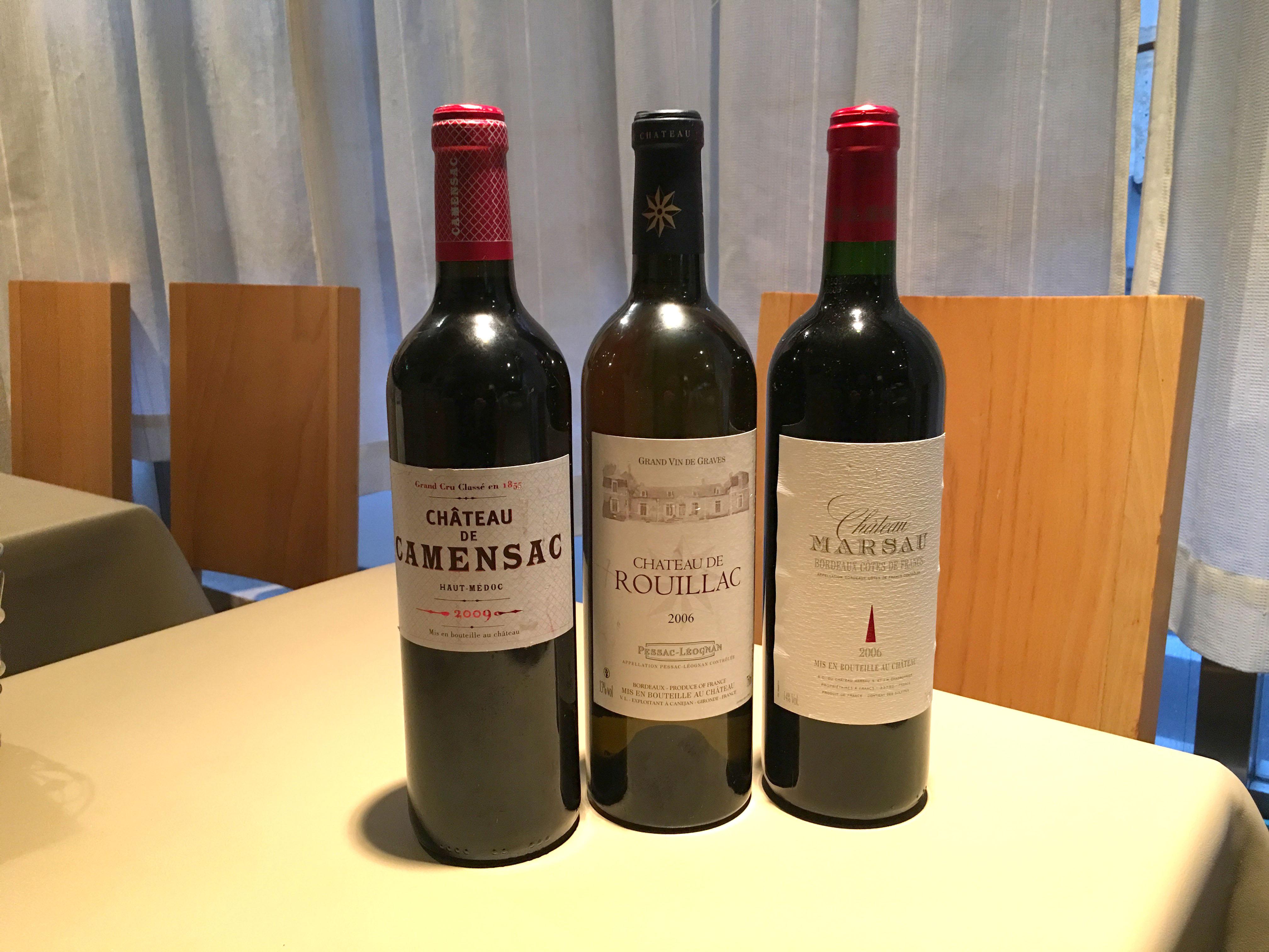 11月のワイン