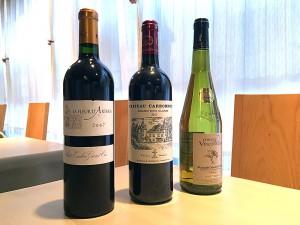 12月の新着ワイン