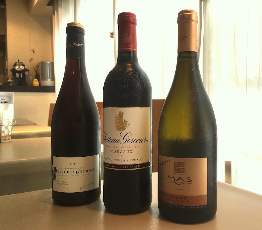 6月の新着ワイン