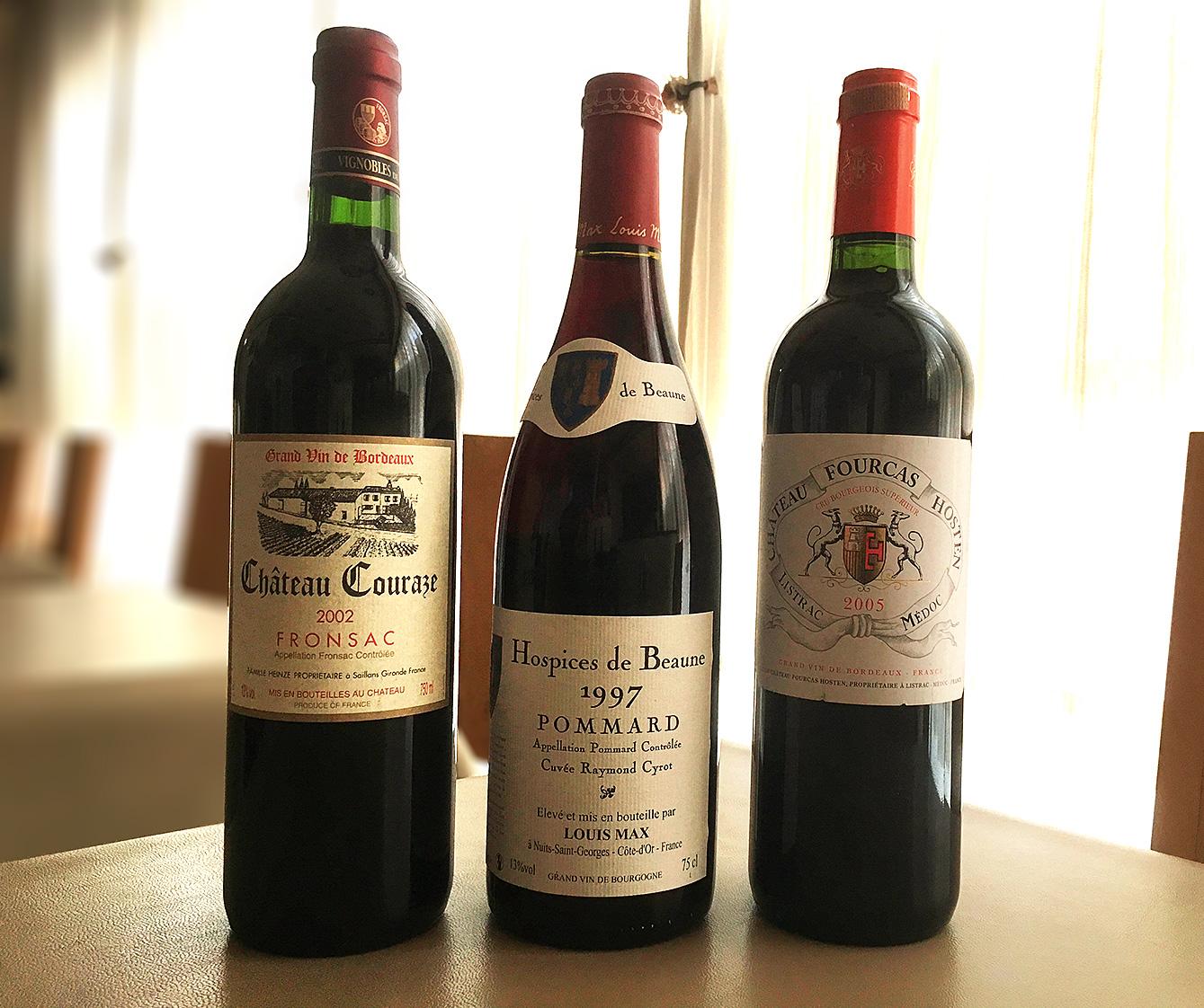 1月の新着ワイン